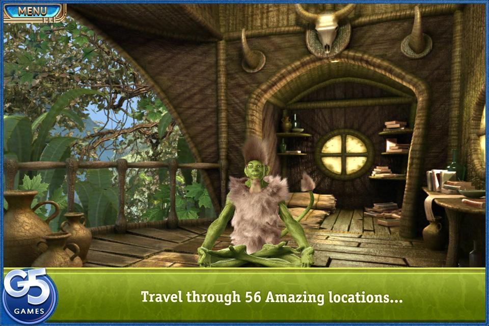 Screenshot CrossWorlds: the Flying City (Full)